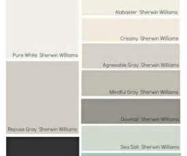 sherwin williams most popular colors color palettes archives