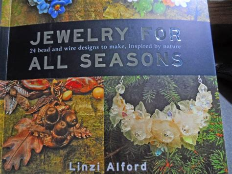 Book Review For All Season by Oscarcrow Handmade Jewelry Book Review Jewelry For All