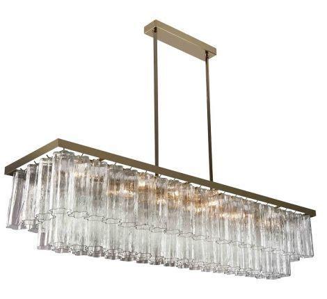 rectangular chandeliers 1000 ideas about rectangular chandelier on