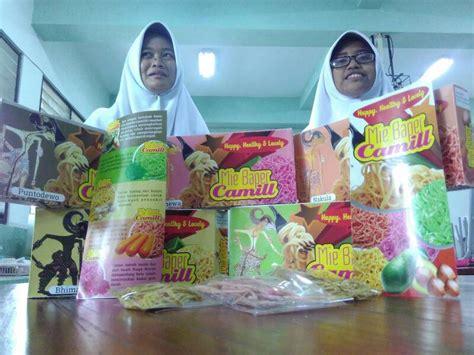 Sari Daun Kelor Instan 250gr mie dari biji alpukat buatan pelajar yogyakarta