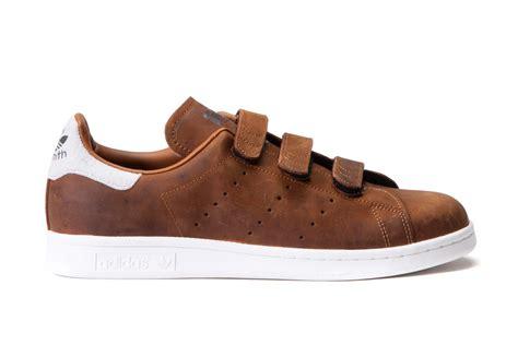 Adidas Stan Smith Brown adidas originals stan smith cf quot brown quot hypebeast