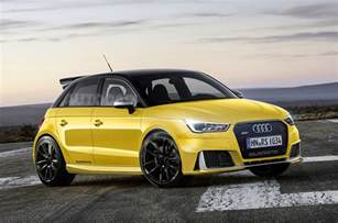 Audi Rs 1 2017 Audi Rs1 To Rival Mini Cooper Works Autocar