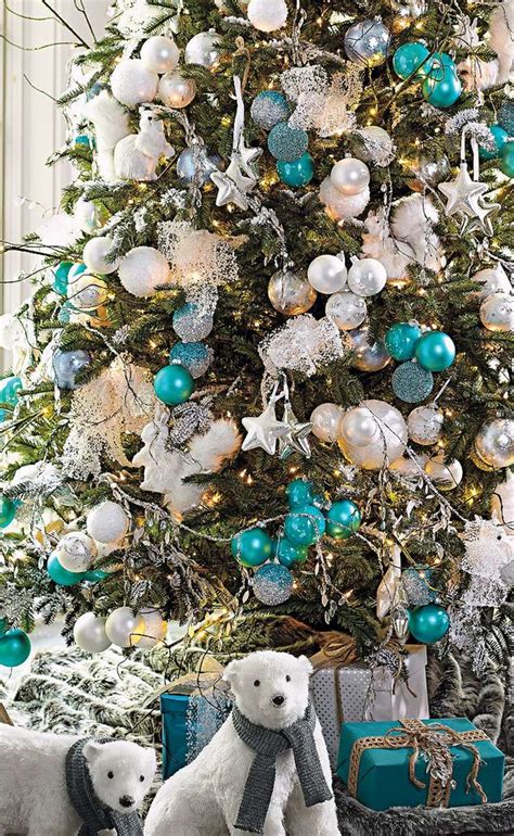 best 25 turquoise christmas ideas on pinterest