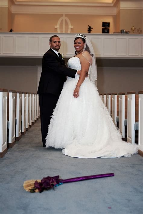 104 best images about The Wedding Jumping Broom on