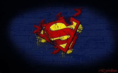 wallpaper hd superman iphone wallpapers of superman logo wallpaper cave