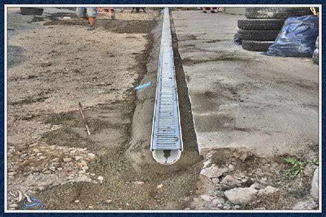 Drainage Richtig Verlegen 6917 by Pflaster Aufbau Service Technische Hilfe