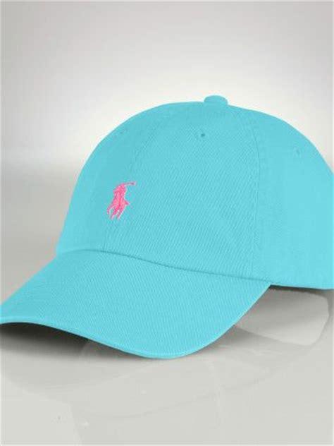 light pink polo baseball cap cotton chino baseball cap ralph lauren chang e 3 and ponies
