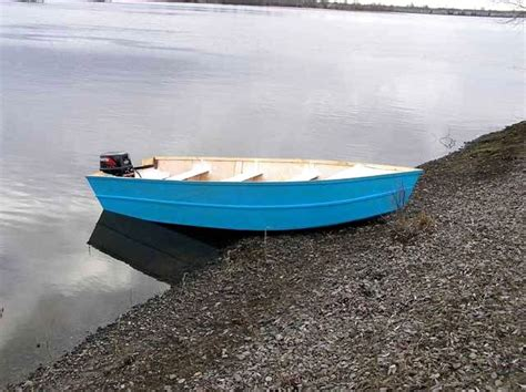 homemade boat a home made boat english russia