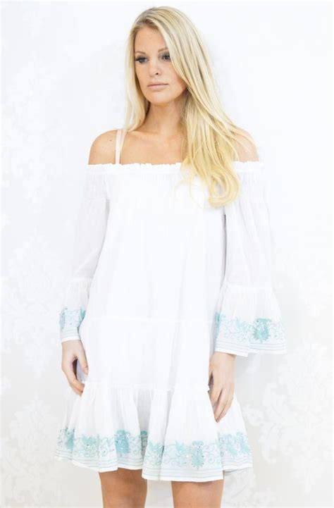 Sevilla Dress miss june sevilla dress plain vanilla ab