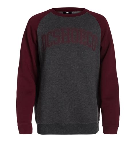 Dc Read It Cew Sweater read it crew by edbsf03008 dc shoes