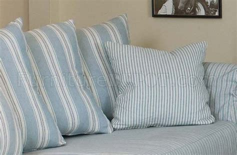 blue and white striped couch blue white striped fabric classic sofa oversize chair