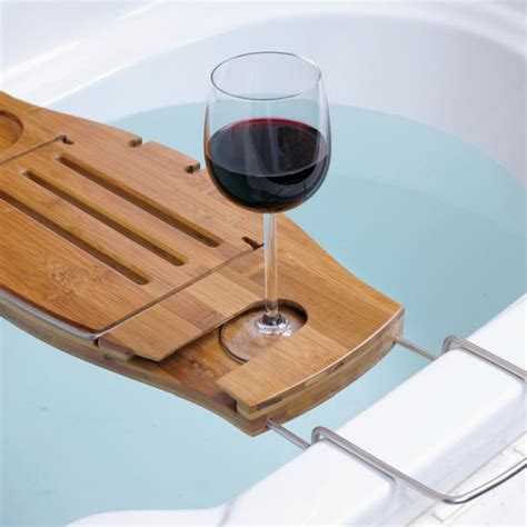marvelous bathtub tray design ideas  enjoy  moment
