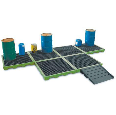 vasca in polietilene vasca di pavimentazione modulare in polietilene