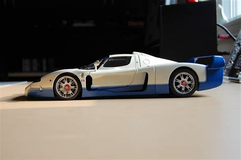 Maserati Mc12 Price by Review Autoart Maserati Mc12 Diecastsociety