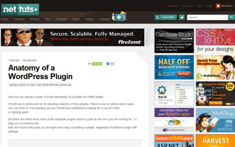 wordpress tutorial nettuts how to create a wordpress plugin