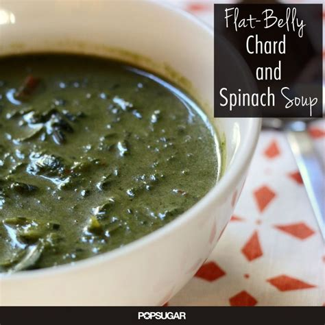 Flat Belly Detox Soup by Soups Spinach Soup And Spinach On