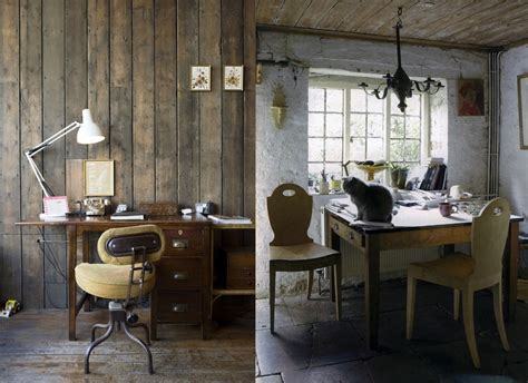 rustic home office 25 awesome rustic home office designs feed inspiration