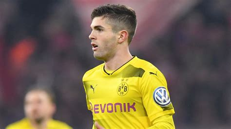 christian pulisic minutes played bundesliga transfer targets christian pulisic leon