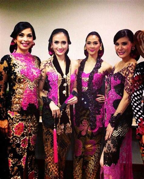 Atvianna Dress Brukat Hitam 788 best traditional modern kebaya images on modern kebaya kebaya brokat and