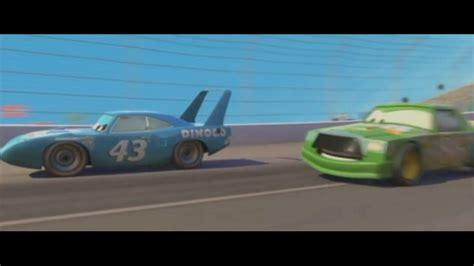 Cars King cars king crash vs lightning crash