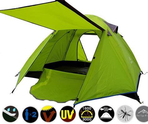 Folding Outdoor Hammock 180 X 100 Cm Diskon bunk cing tent tenda cing green