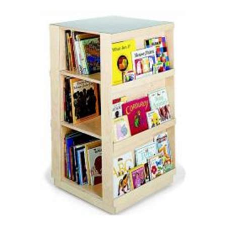 Big Book Shelf by Book Display Units For Daycare And Preschool Center Book