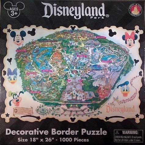 disneyland decorative border puzzle map 25 gorgeous disneyland map ideas on pinterest disney