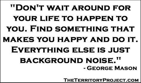 banana george don t wait for to happen make it happen books theterritoryproject personal growth and development