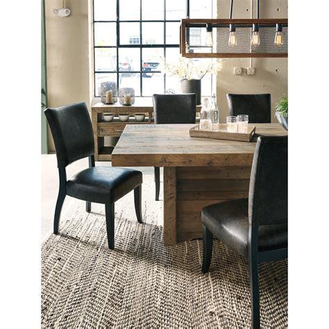 ashley trishley rect dining room 9 piece set furniture ashley signature design sommerford 5 piece rectangular
