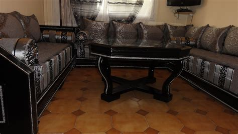 indogate vente salon marocain moderne pascher