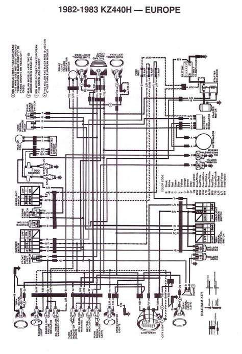 81 kz440 wiring diagram get free image about wiring diagram