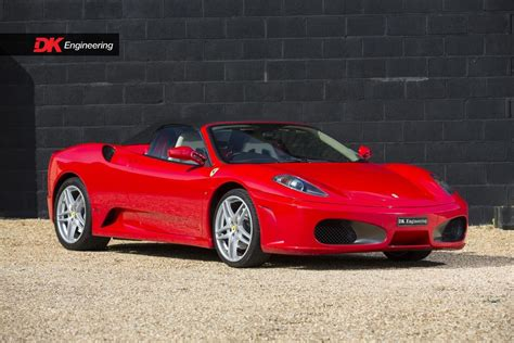 ferrari f430 spider used 2006 ferrari f430 spider for sale in hertfordshire
