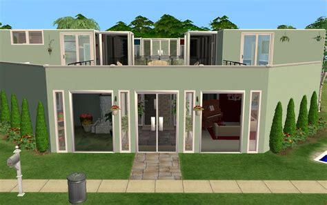 sims 2 house downloads mod the sims elemental eco house by elizabella