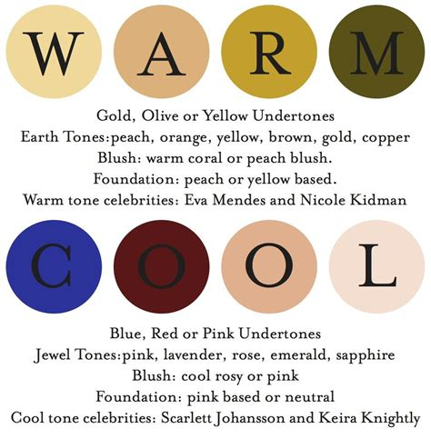 warm or cool skin tone 5 questions to you determine your undertones so you find the skintone ct esthetic