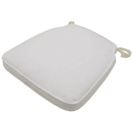 cuscini per sedie prezzi cuscino per sedia chiavarina parigina colore bianco