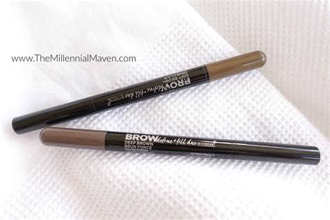 Maybelline Eyebrow maybelline brow define fill duo or not the