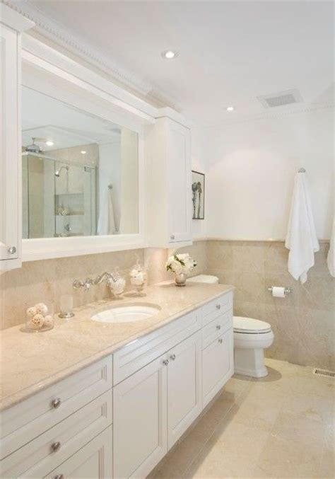 25 best ideas about beige bathroom on half bathroom decor apartment bathroom