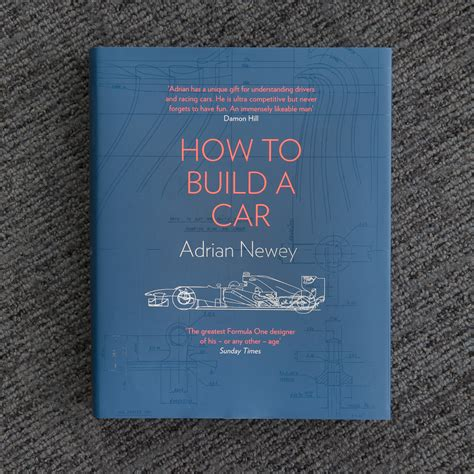 000819680x how to build a car how to build a car by adrian newey fonts in use