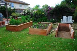 box vegetable garden building vegetable boxes for a garden california