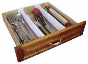 home kitchen drawer organizers dividers organization pinterest ideas