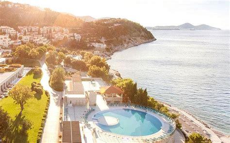 best resorts in croatia the best beach hotels in dubrovnik telegraph travel