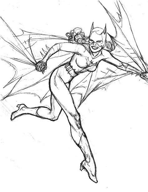 supergirl batgirl coloring pages printable free batgirl and supergirl coloring pages