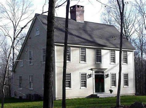 delightful salt box colonial house plans
