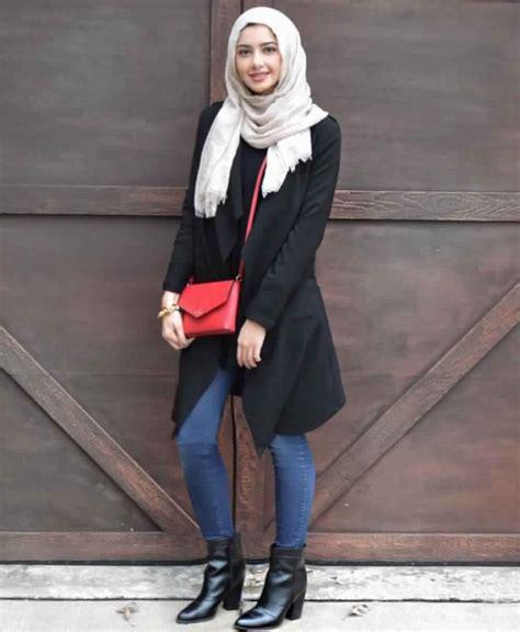 Coat Mocca Pakaian Muslimah Modis Fashion Muslim style jean