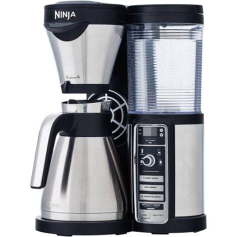 Ninja Coffee Bar Auto iQ Brewer with Thermal Carafe, CF085