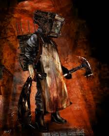 the evil within enemy spotlight and concept art shacknews