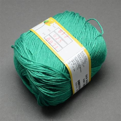 how to roll a of yarn for knitting 50g roll cotton thread sewing silk and