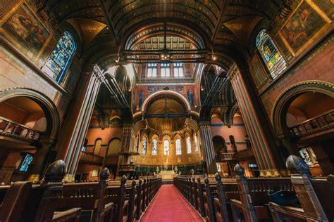 Richardson Architect trinity church boston architecture and sound the