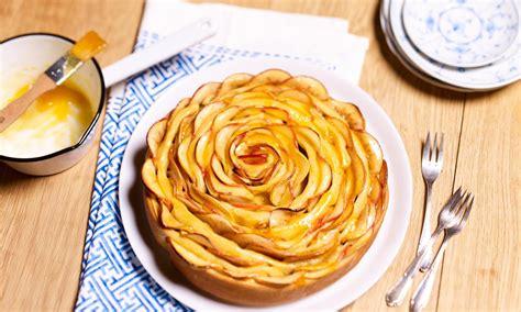 rezepte kuchen apfelrosetten kuchen rezept dr oetker