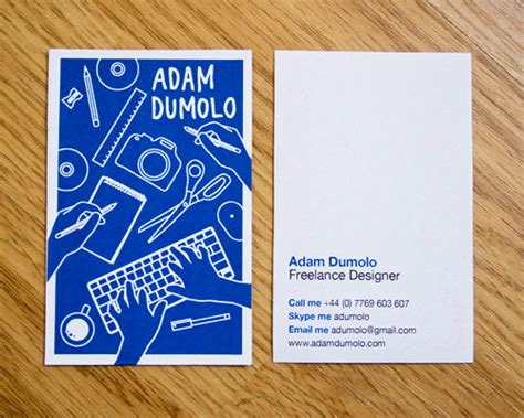 desain kartu nama kreatif 40 desain kartu nama contoh desain kreatif